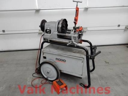 Threading machine Ridgid 1233